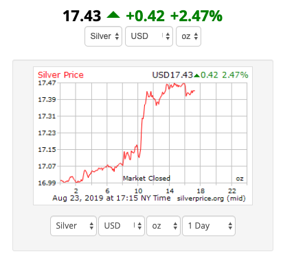 Silver: Ready For The Next Leg Up