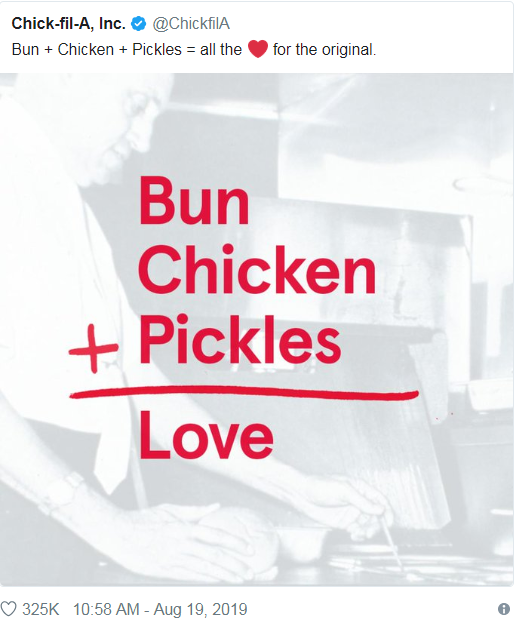 photo about Chickfila Printable Menu titled Chick-Fil-A Vs. Popeyes: The (Twitter) War Of The Bird