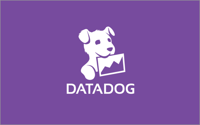 Datadog cover with Logo provided by Datadog Inc.