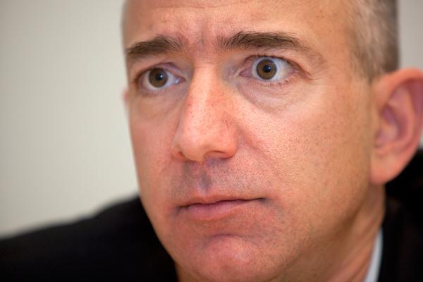Amazon: No Bottom Here