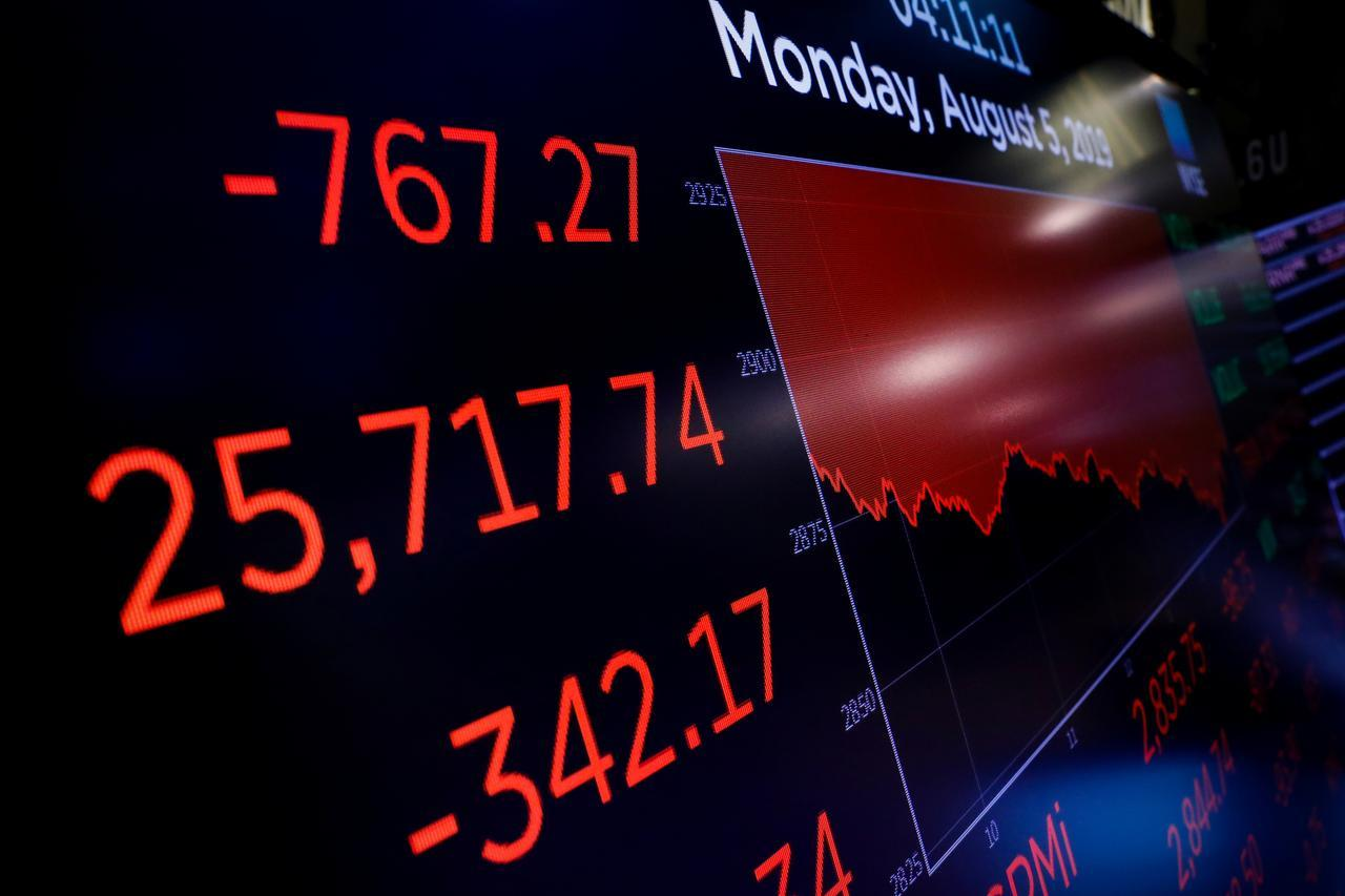 Stocks Are Melting: Consider Selling Everything