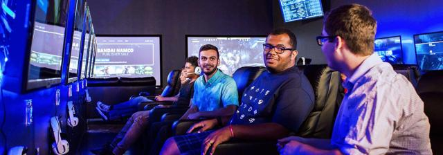 LAN Centers like PLAYlive Nation provide a place for gamers to socialize, compete, and build teams.