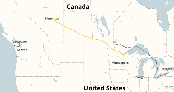 Enbridge: Stock Huge Bargain As Line-3 Replacement (Canada) To Go In Service By Year End