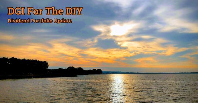 DGI For The DIY: Portfolio Update