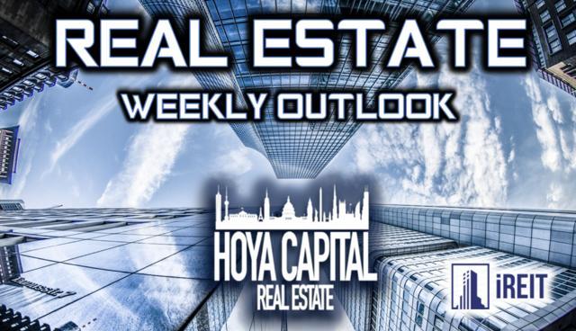 real estate weekly outlook