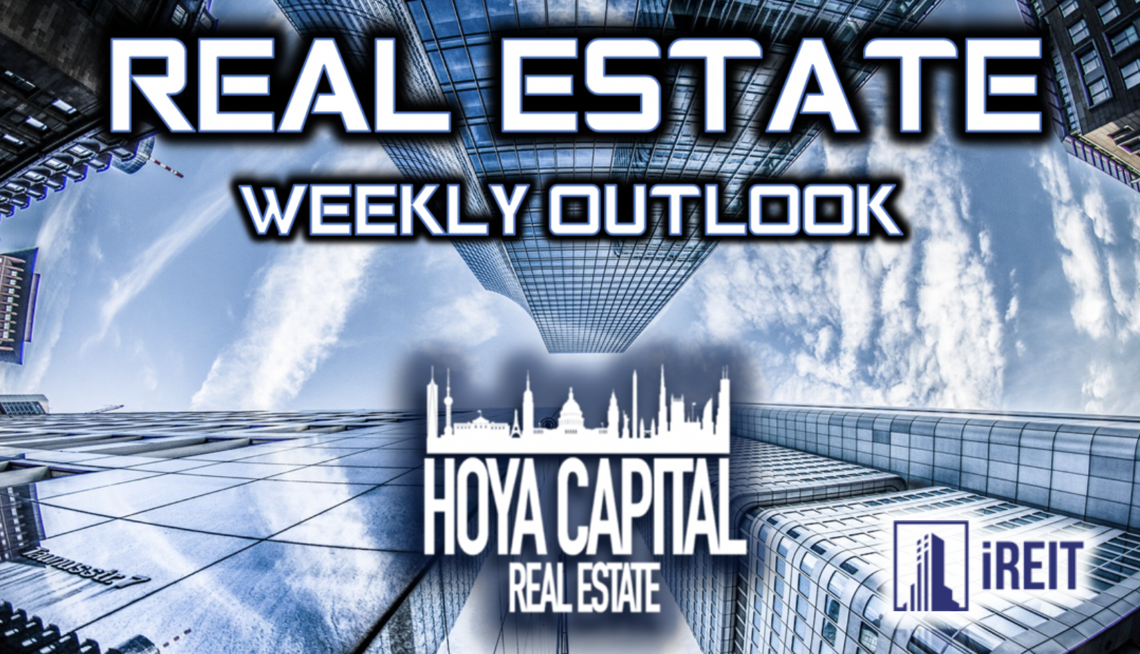 Upside-Down Week As REITs Stumble And Yields Surge
