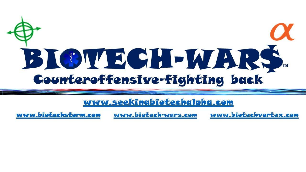 Biotech-Wars™ Counteroffensive