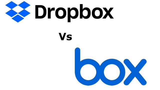 Battle Of The Boxes: Box Vs Dropbox