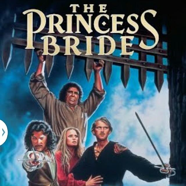 Princess Bride Poster by Matteo Doni from Flickr.com