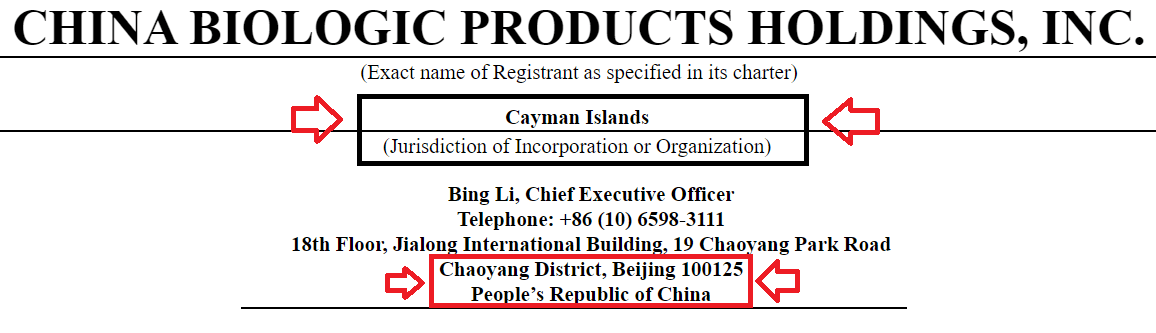 Go-Private Offer For China Biologic Products: It Is Undervalued