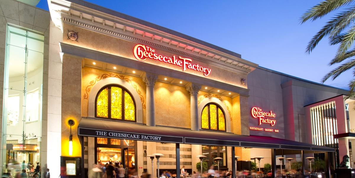Flipboard The Cheesecake Factory Is Well Positioned An