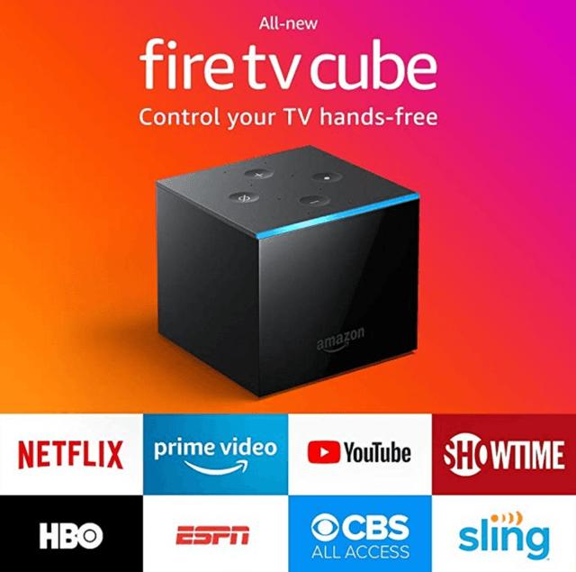 Amazon Fire TV Cube (Second Generation)
