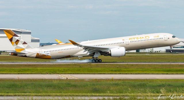 Etihad Airways Delays Airbus A350 Service Entry