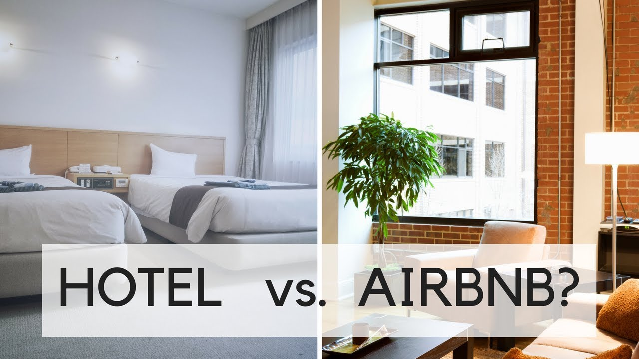 Airbnb And Hotel REITs: What You Need To Know Before Investing | Seeking Alpha