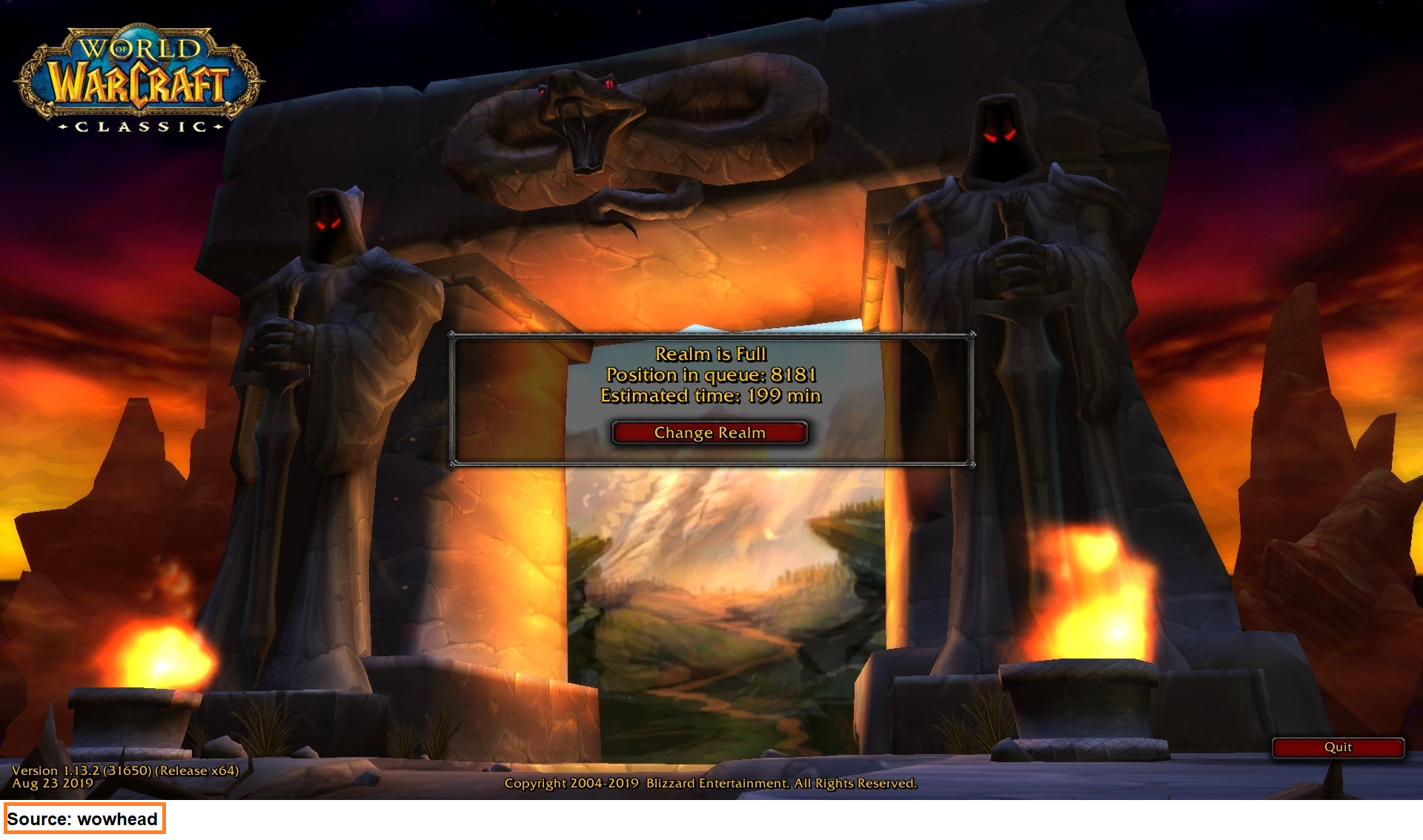 Activision Blizzard: WoW Classic Launch Revitalizes A