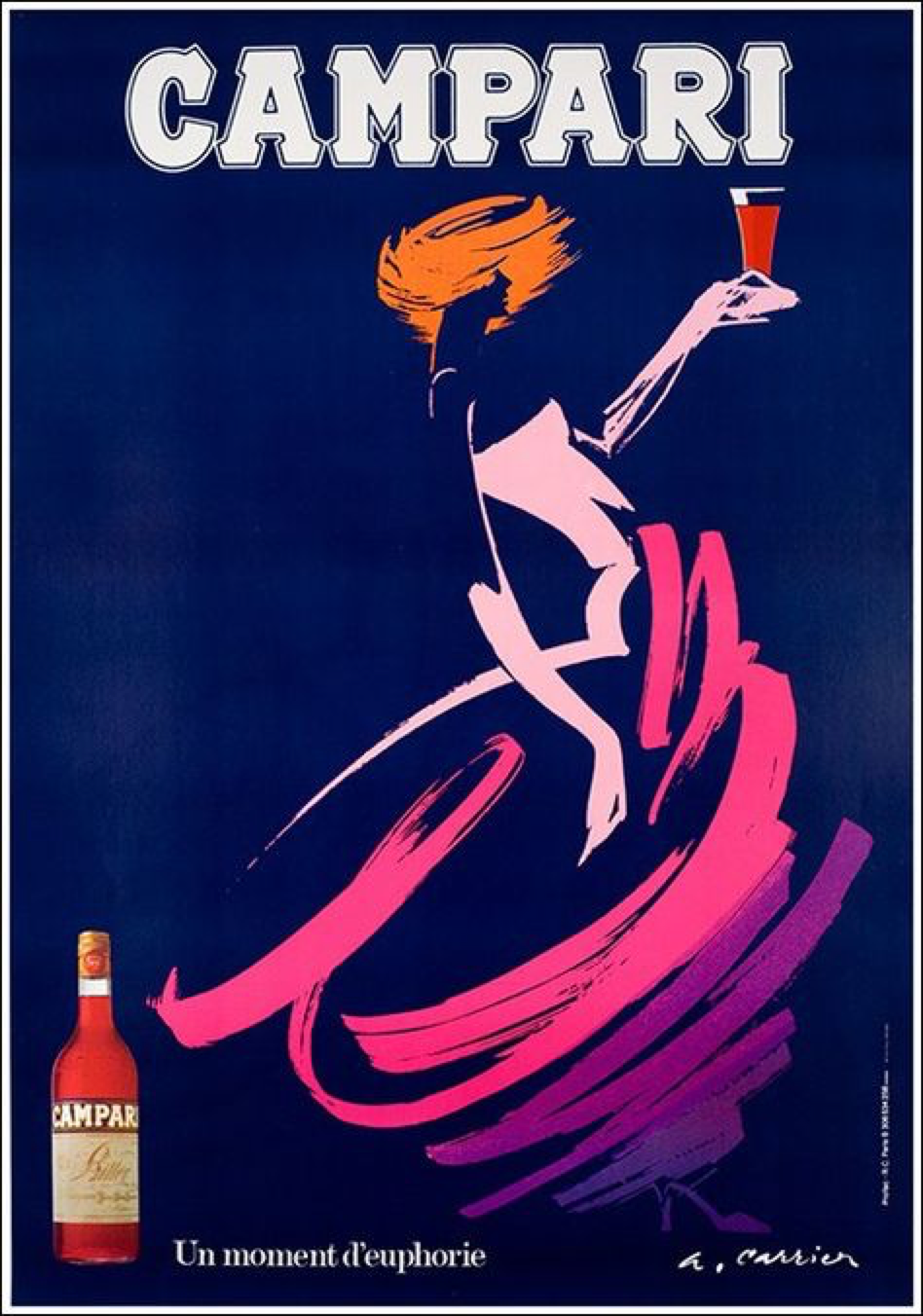 It's Not Too Late To Join The Campari's Party