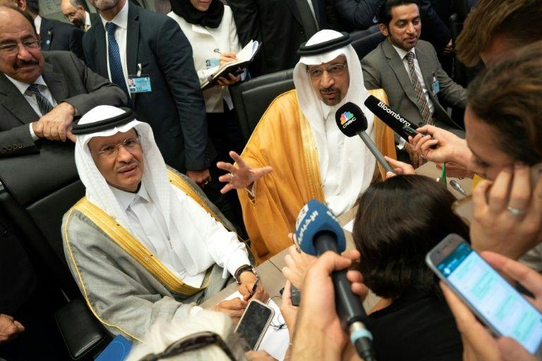 New Saudi energy minister urges producers to share burden