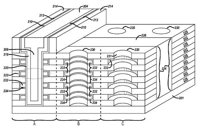 Micron 3D Xpoint Patent