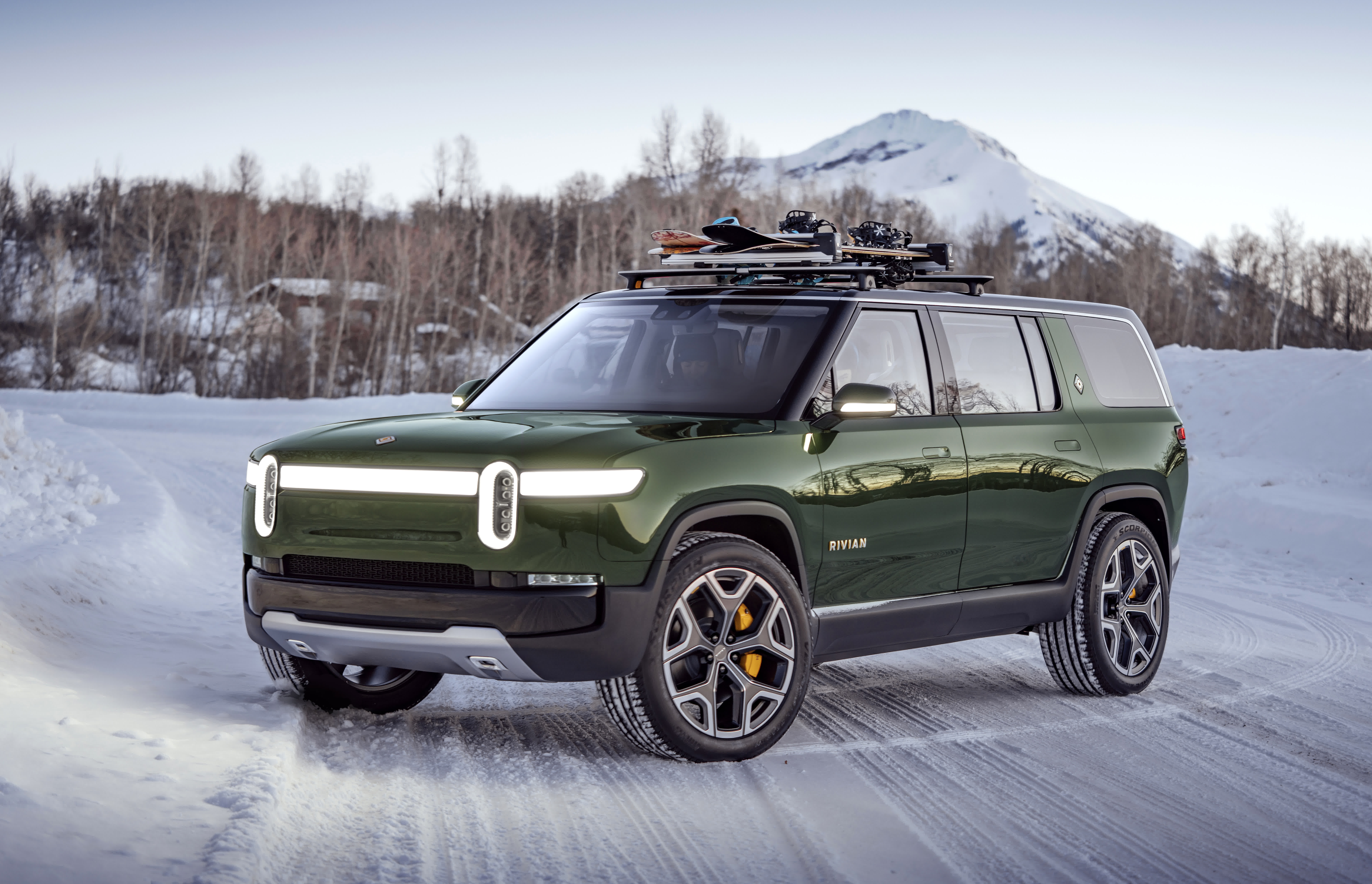 Ford S Rivian Based Lincoln Suv Will Face Cautious Consumer Adoption Of Electric Vehicles Nyse F Seeking Alpha