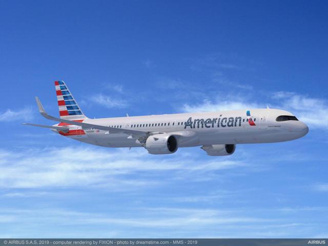 American A321XLR