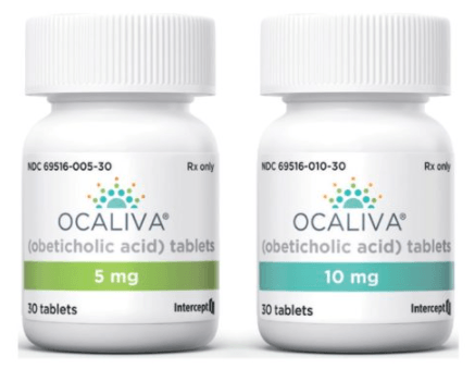 Intercept Pharmaceuticals_Ocaliva