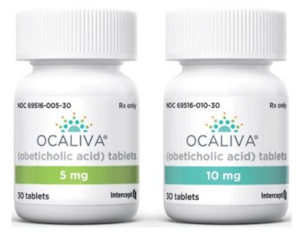 Intercept Pharmaceuticals_Ocaliva