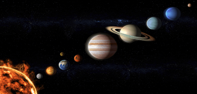 Market conditions are synonymous with planets in alignment.