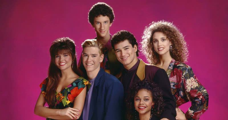 Saved By The Bell Reboot Premieres On November 25 On Peacock