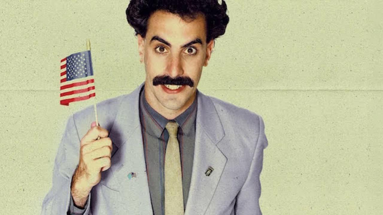 Borat 2 trailer looks like Amazon Prime Video