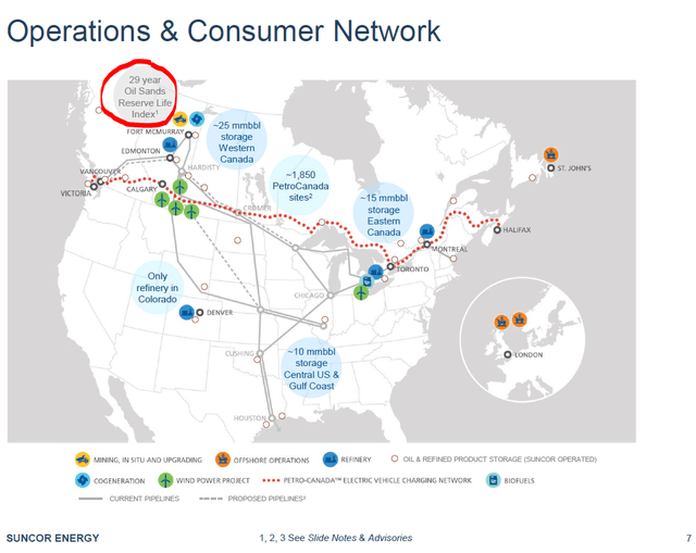 Suncor business overview - Source: Suncor Investor Relations