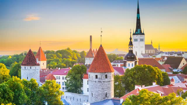 How to Spend 24 Hours in Tallinn, Estonia