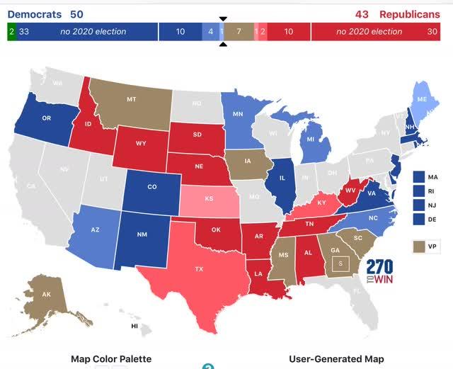 """em 2020, a """"parede azul"""" parece muito provável que se mantenha, mas espere surpresas no Senado 8"""