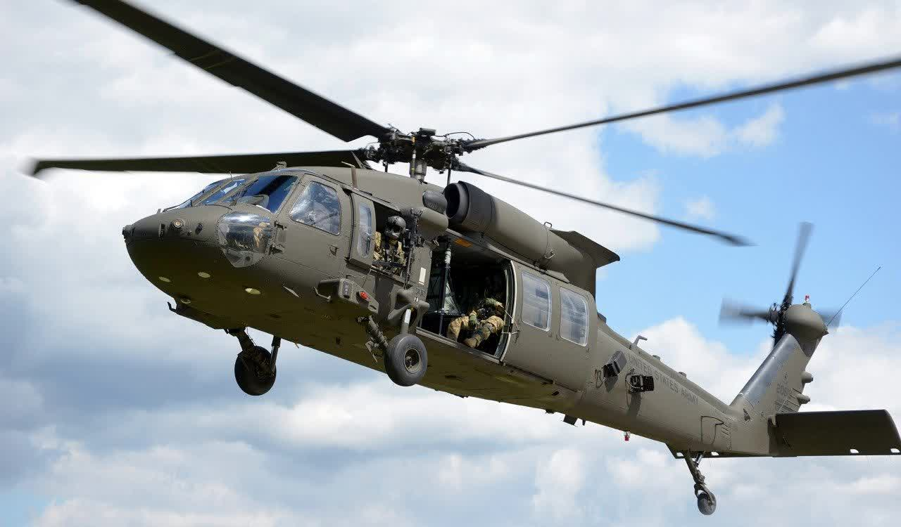 Sikorsky BLACK HAWK Helicopter | Lockheed Martin
