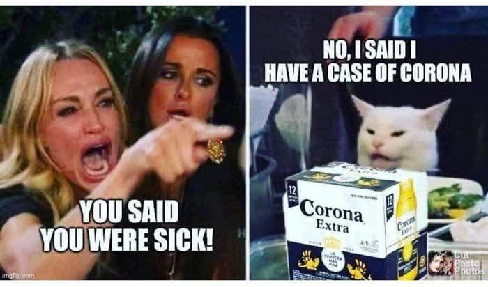 50 Coronavirus Jokes That Should Help You Get Through Quarantine | Bored Panda