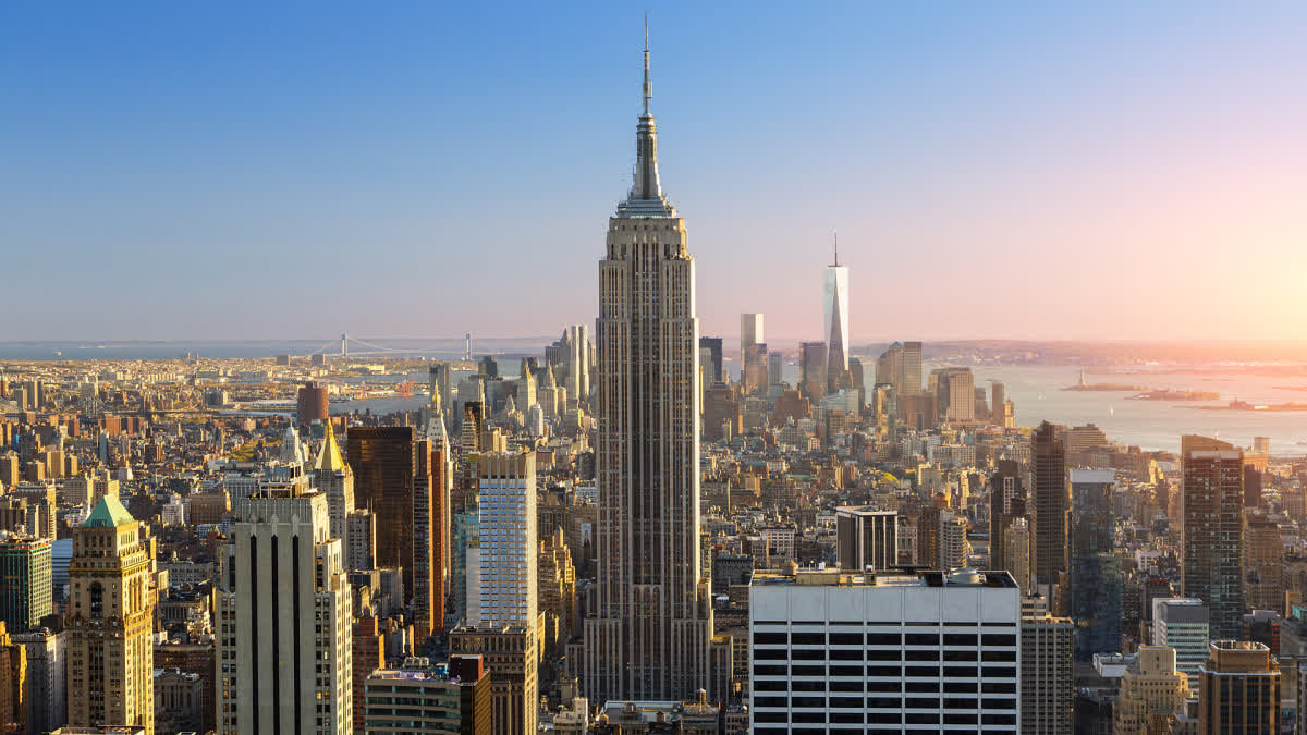 Empire State Building Dedicated - HISTORY