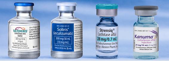 Alexion_Drug Portfolio
