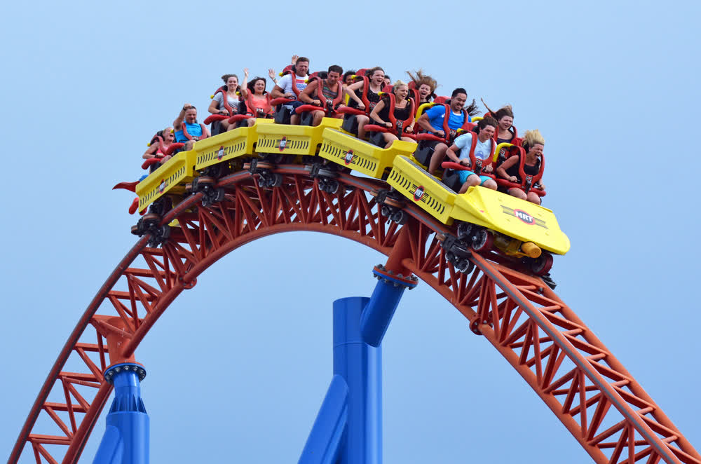 6 of the craziest roller coasters across the world