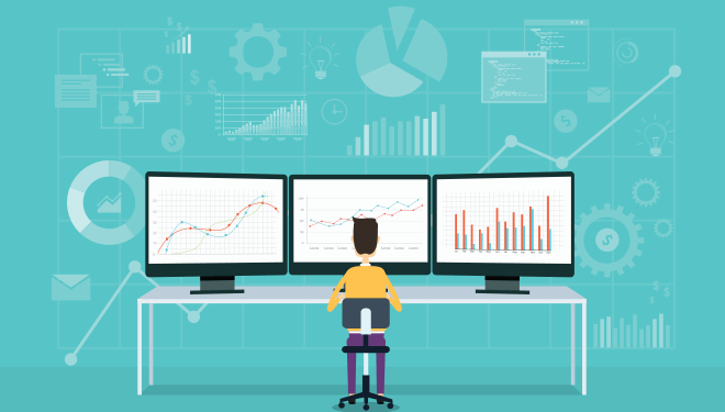Finding a Needle in a Haystack. Or, Connecting the Dots Between Data and Insight - Salesforce Blog