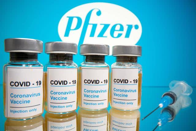 Covid vaccine: Breakthrough as Pfizer drug found to offer