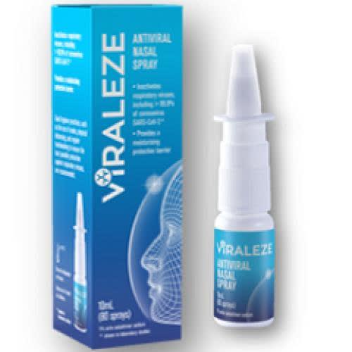 Viraleze COVID nasal spray