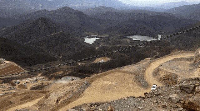 torex gold production