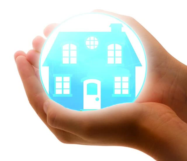 House Insurance, Protect, Home, Care, Safe, Hands