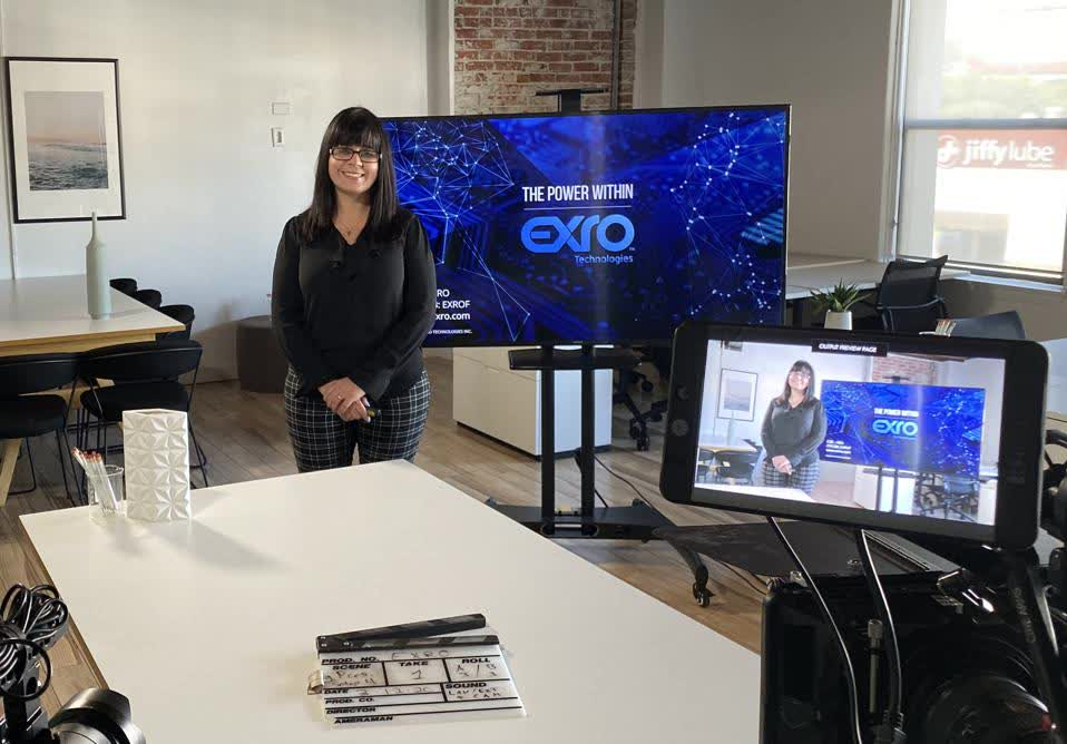 Interview with Exro CEO Sue Ozdemir