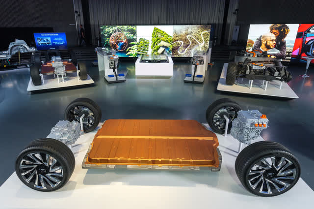 GM EV Day in March 2020