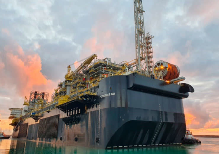 Petrobras begins production at P-68 FPSO in Berbigão field, Brazil