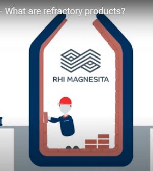 Temperature protection in furnaces - Source: RHI Magnesita