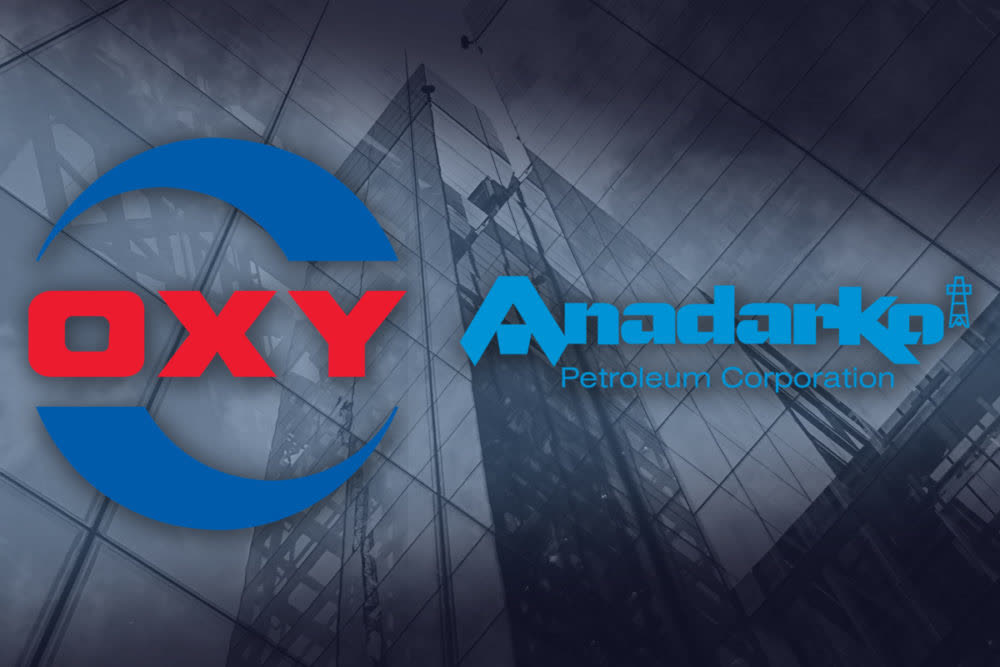 Now That Occidental And Anadarko Have Merged, Are Layoffs Next? – Houston Public Media