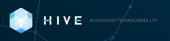 HIVE Blockchain Technologies has been soaring lately.