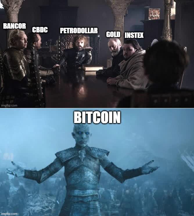 Bitcoin Night King