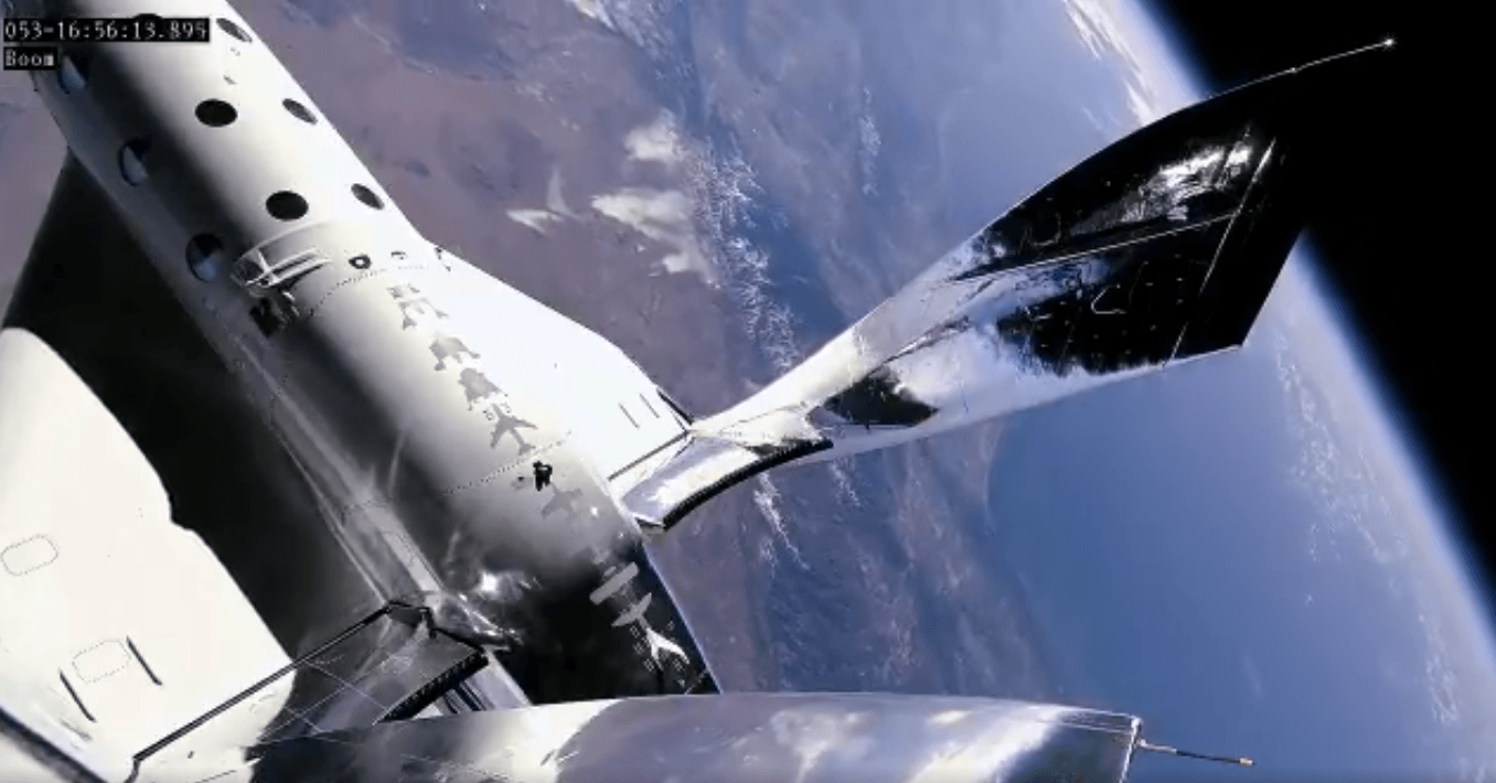 Retail Investors Bet Heavily on Virgin Galactic's Space Travel